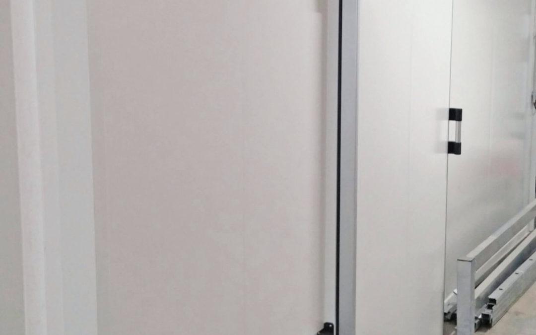 Les différents types de portes isothermes